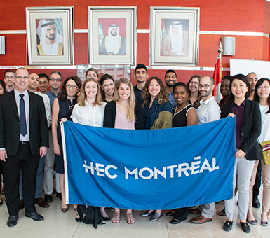 HEC Students Montreal Revisit the University