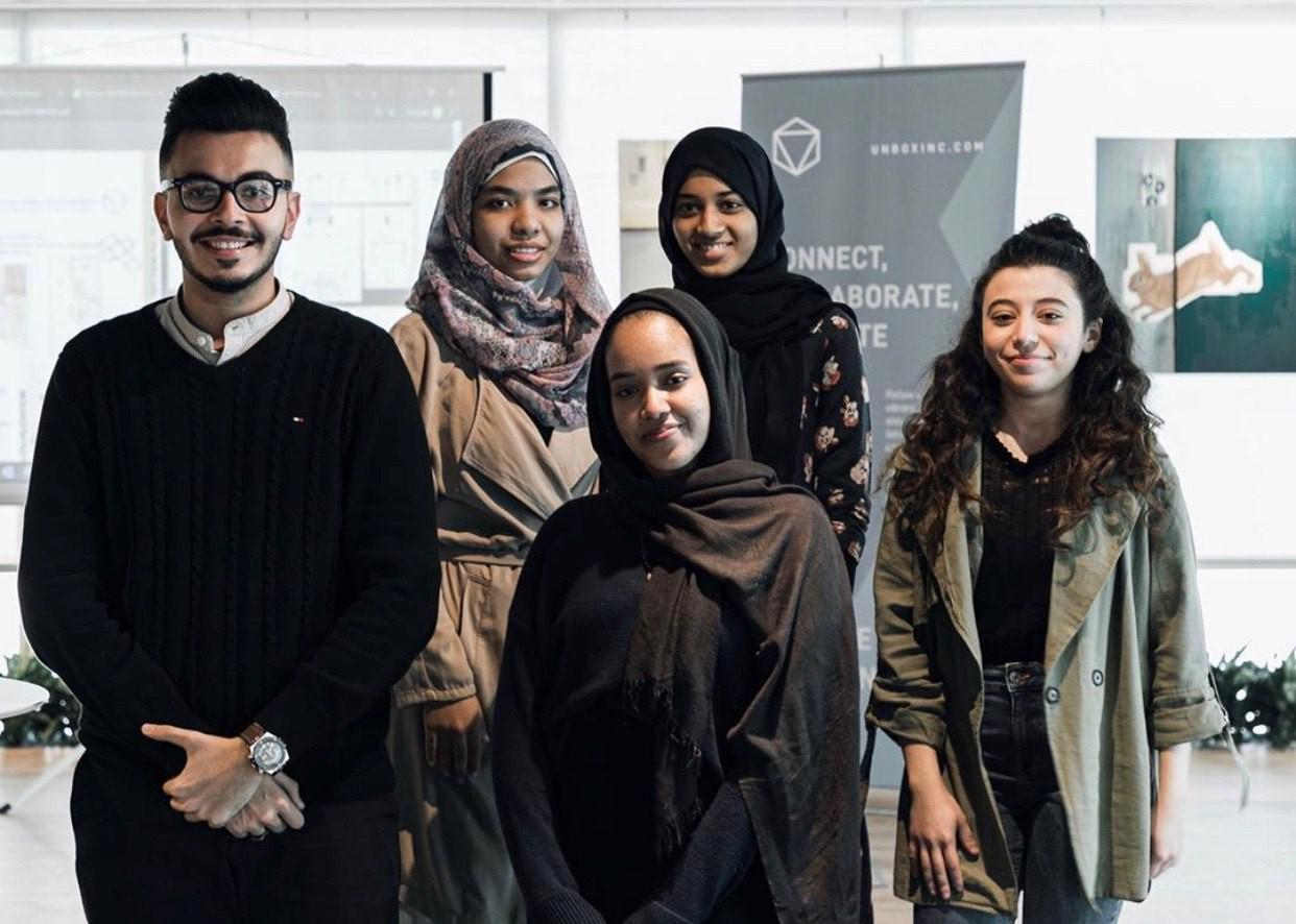 Cud Interior Design Student Wins First Prize In Urban Thinkers Competition Canadian University Dubai