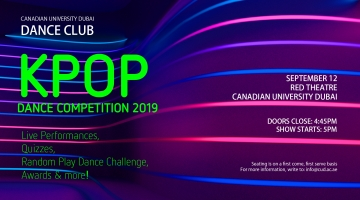 KPOP Dance Competition 2019