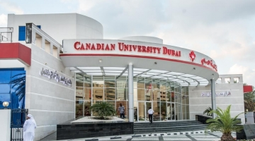 CANADIAN UNIVERSITY DUBAI CHARTING THE JOURNEY OF TWO STUDENTS