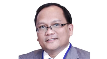 Dr. Rommel Pilapil Sergio, Associate Professor and Chair of Human Resource Management Program