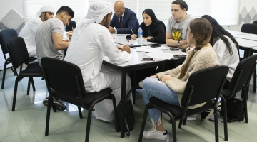 INJAZ Innovation Day Camp
