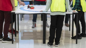 Chinese Students, Robotics Competition