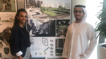 CUD Students win third place in Milan Urban Design Contest