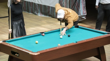 Annual Pool Competition