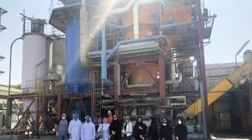 Environmental Health Students Visit Hazardous and Medical Waste Treatment Facility