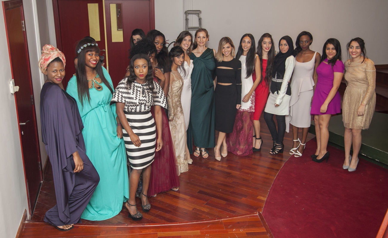 Canadian University Of Dubai Students Learn The Language Of Fashion Canadian University Dubai
