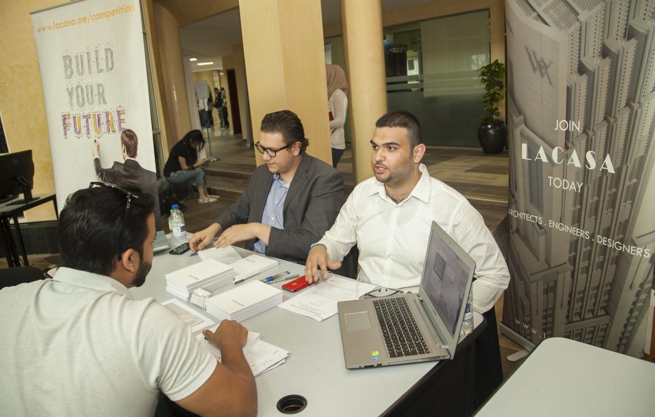 employers seek out top talent at cud career fair canadian employers seek out top talent at cud career fair