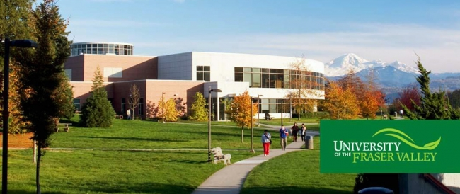 Image result for UNIVERSITY OF THE FRASER VALLEY