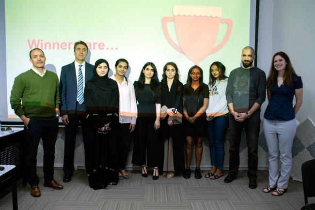 Cud Innovators To Work Shadow Executives At Bank Of America Merrill Lynch Canadian University Dubai