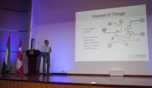 INTERNATIONAL EXPERT DISCUSSES FUTURE LANDSCAPE OF INTERNET TECHNOLOGY