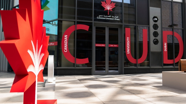 CUD's Information Office opened at City Walk