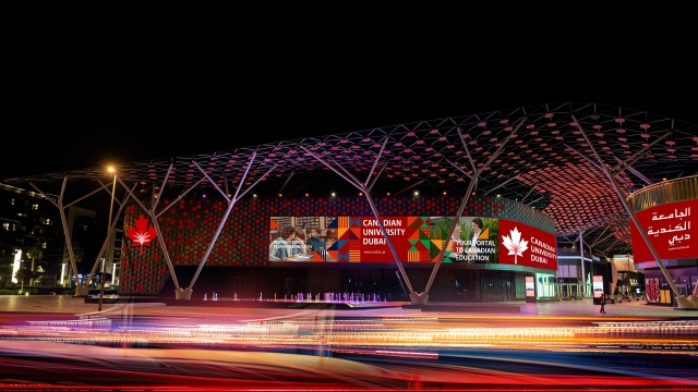 Canadian University Dubai is expanding to City Walk
